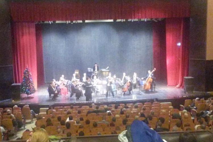 "Valsuri vieneze la Cluj cântate de Strauss Festival Orchestra Vienna: ""Frumoasa Dunare Albastra"" VIDEO"