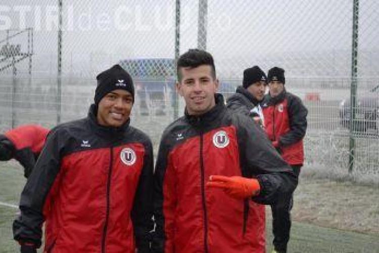 """""""U"""" Cluj poate să-l folosească, în sfârșit, pe brazilianul Gil Bahia"""