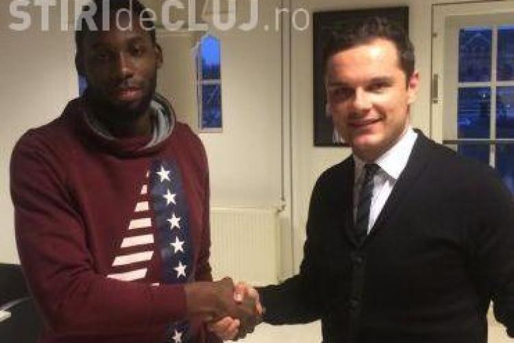 """""""U"""" Cluj începe anul cu o nouă achiziție. Au adus un fost jucător de la Ajax Amsterdam"""