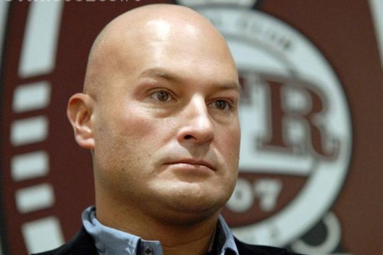 CFR Cluj ajunge în Divizia B! Paszkany vorbește despre țepe de 17 milioane de euro