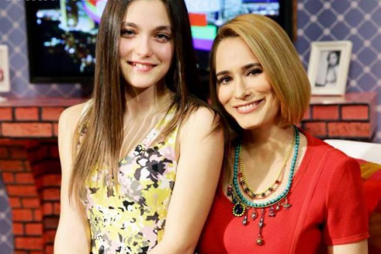 Fiica Andreei Esca are un iubit controversat