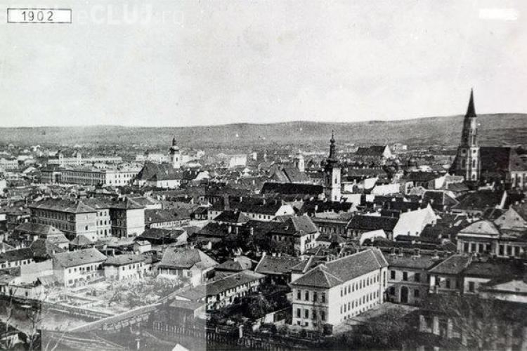Podul Nemților va lega Cetățuia de centrul Clujului. Va fi un pod pietonal - FOTO