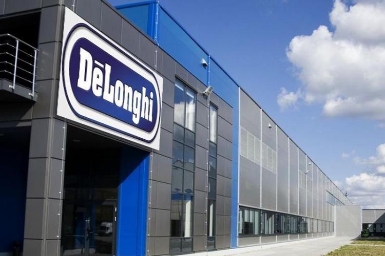 DeLonghi face la Cluj angajări la fabrica din Tetarom 3 - Jucu