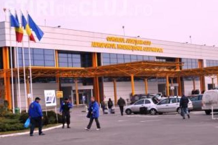 Alarmă cu BOMBĂ la Aeroportul Cluj și Târgu Mureș. SRI a intervenit