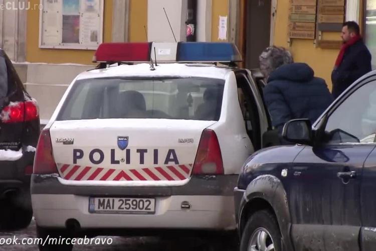 Mircea Bravo a fost la un pas să fie ARESTAT la Cluj! I-a enervat pe polițiști cu ultima farsă - VIDEO