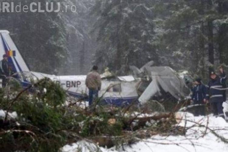 Un prim RAPORT OFICIAL despre tragedia din Apuseni arată că avionul NU avea probleme la motoare