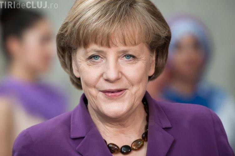 Angela Merkel, desemnată persoana anului 2014