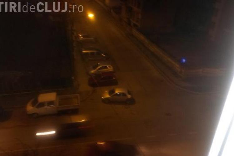 N-ai nevoie de mașină mare pentru a parca prost. Un șofer din Cluj o demonstrează FOTO