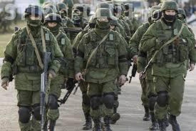 Rușii înrolează străini în armată. Ce condiție a impus Vladimir Putin