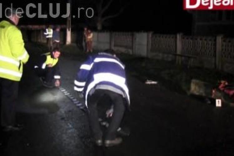 Culmea TUPEULUI într-o localitate clujeană. Un șofer beat la volan a dat cu mașina peste o vecină și a plecat acasă VIDEO