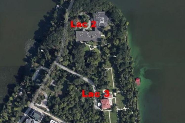 Guvernul i-a acordat lui Iohannis o locuință cu 40.000 de mp teren, piscină și patinoar