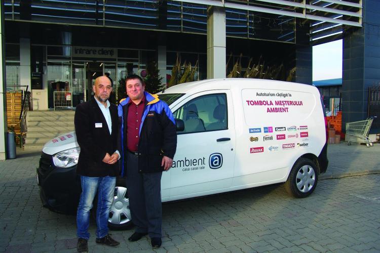 Ambient a dat premii de peste 22.000 euro, înainte de Craciun (P)