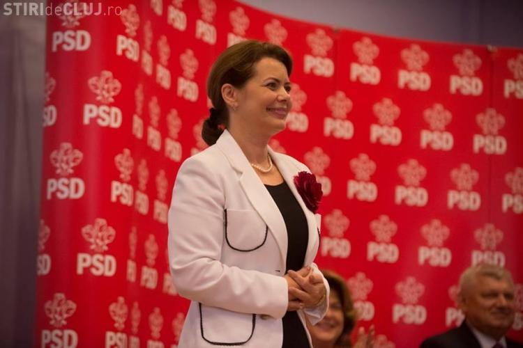 Aurelia Cristea și-a dat demisia din funcția de ministru. A făcut anunțul pe Facebook