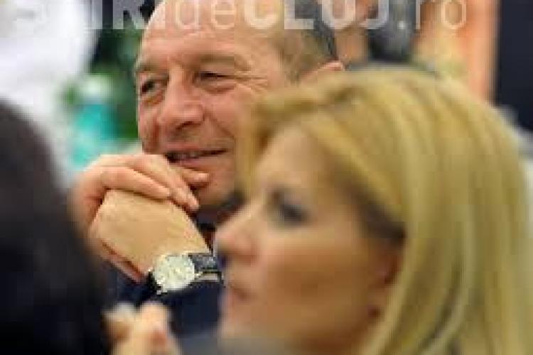 Traian Băsescu: N-am avut informații că Elena Udrea ar fi implicată în lucruri ilegale