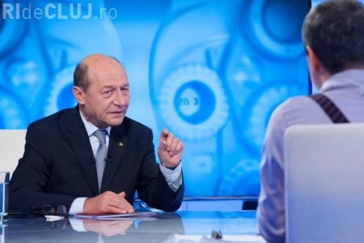 Traian Băsescu: Generaţia lui Ponta, Şova şi Ridzi e ratată. Investesc în Eugen Tomac