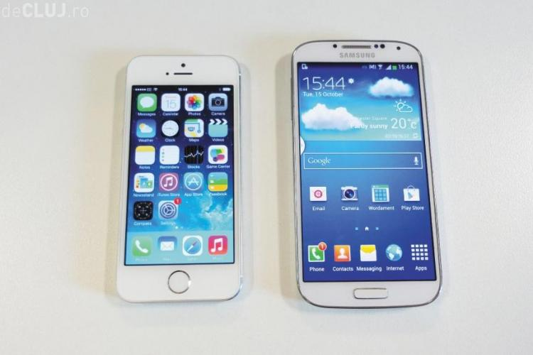 Lovitură pe piața mobilelor. Apple și Samsung vor lucra împreună pentru următorul iPhone