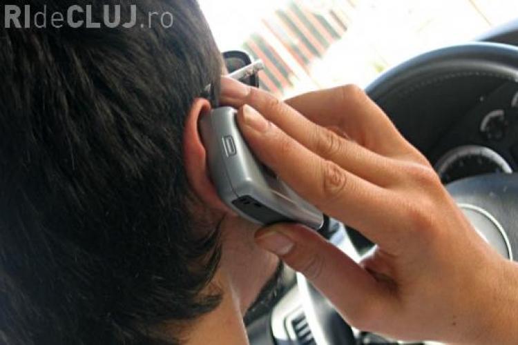 NOUL COD RUTIER. Amenda pentru cei care vorbesc la telefon e mai scumpă ca un SMARTPHONE