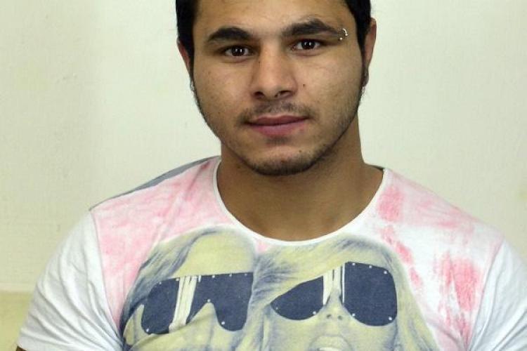 Unul dintre EVADAȚII de la IPJ Cluj și-a bătut un cui în cap, după ce a fost arestat