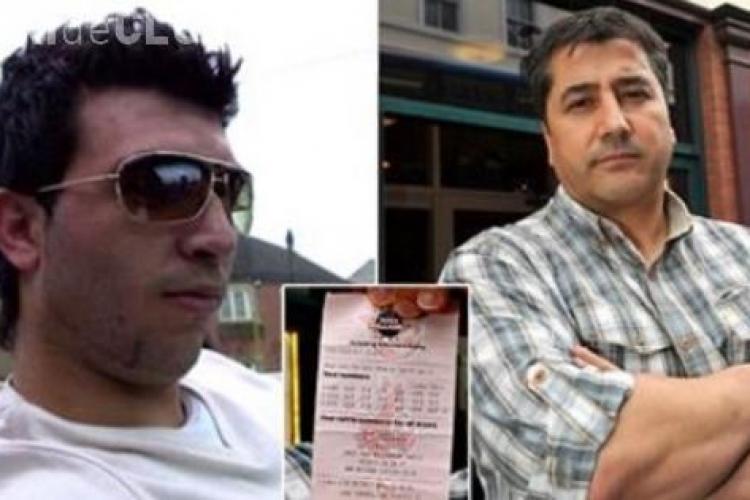 Un chelner a câștigat 1 milion de lire sterline, dar șeful lui platise biletul. Ce a urmat