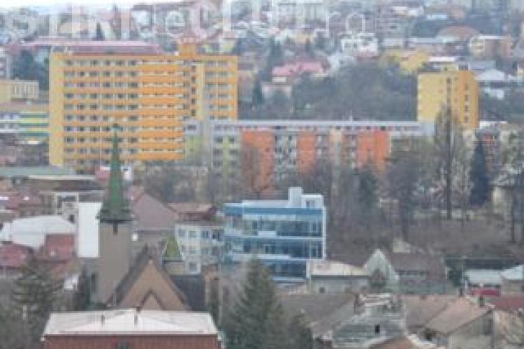 Primăria Cluj-Napoca a promis în 2012 un parking în Hașdeu. Au trecut trei ani și nu s-a făcut nimic