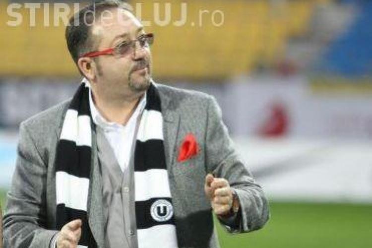 Florian Walter, lăudat pe site-ul Universității Cluj de ziua sa: Sărbătorim un om aparte