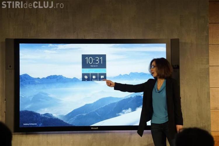 Microsoft a prezentat cum vor arăta televizoarele în viitor