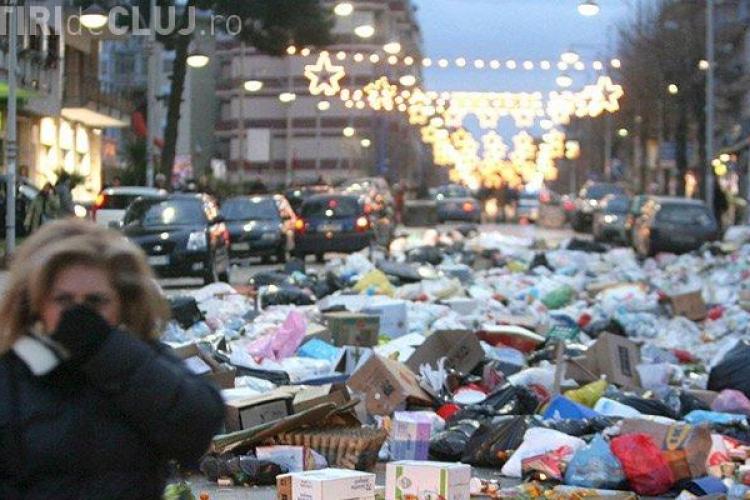 S-a ÎNCHIS rampa de gunoi a Clujului! UPDATE. Soluția găsită e de compromis