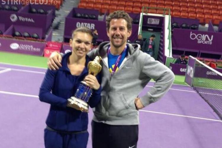 Fostul antrenor al Simonei Halep îi dă sfaturi adversarei acesteia din optimile Austalian Open