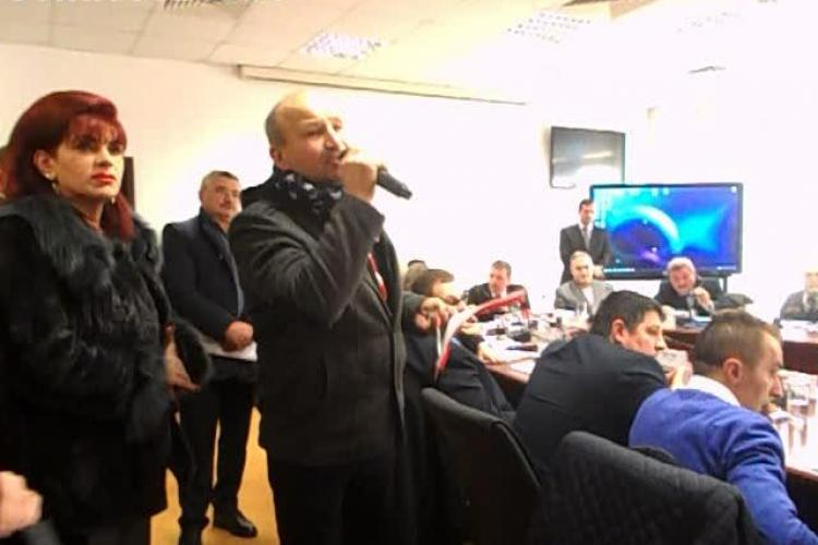 Scandal fără PRECEDENT la Consiliul Judeţean Cluj. REVOLTA primarilor față de drumurile județene - VIDEO