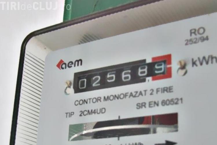 Curentul electric se scumpește de 7 ori mai mult decât se anunța în decembrie