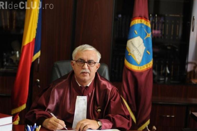 Zegrean: Un judecător al Curtea Constituțională s-a plâns Comisiei Europene că îi este frică să fie magistrat