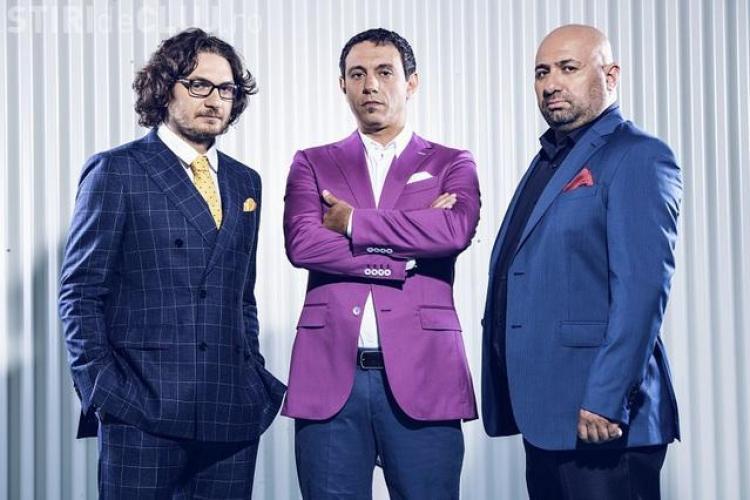 Bătuți în audiențe, cei trei chefi plecați de la PRO TV continuă. Ce anunț a făcut Antena 1