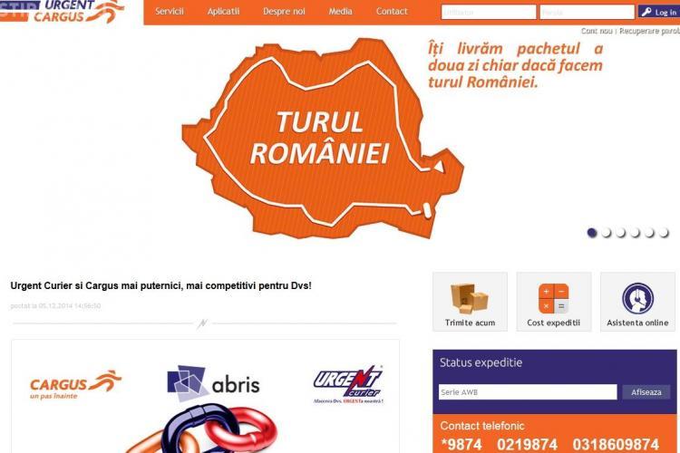 """Ce a pățit un clujean cu Urgent Curier, firma care promite să livreze pachetul """"a doua zi chiar dacă facem turul României"""""""
