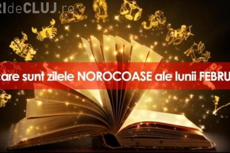 NUMEROLOGIE: Care sunt zilele NOROCOASE ale lunii FEBRUARIE