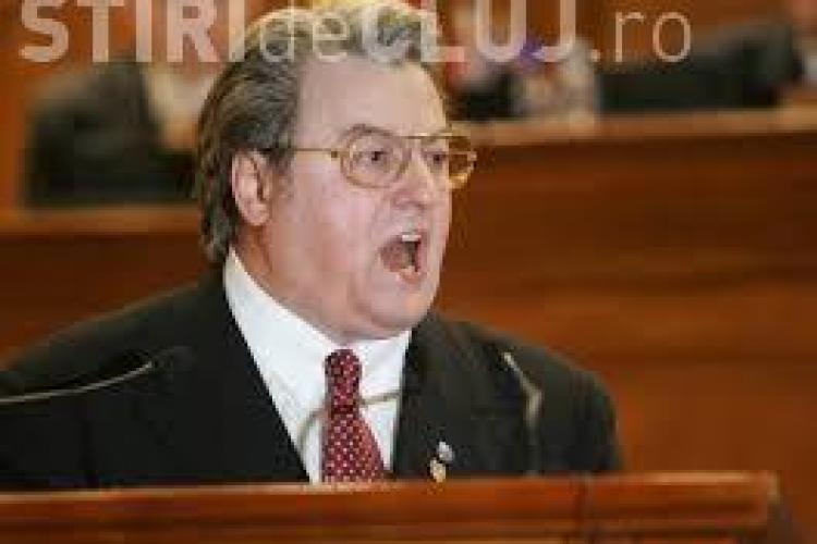 Reacția furibundă a lui Vadim Tudor, după reținerea Elenei Udrea