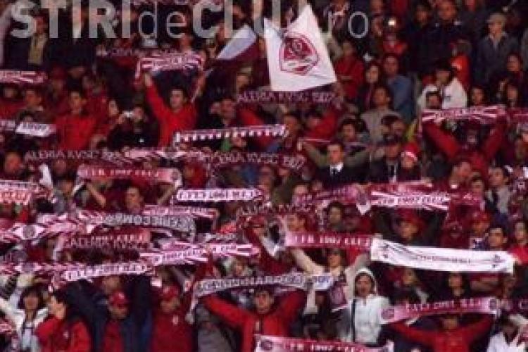 CFR Cluj e oficial în INSOLVENȚĂ! Tribunalul a admis cererea clubului, care caută un REFUGIU