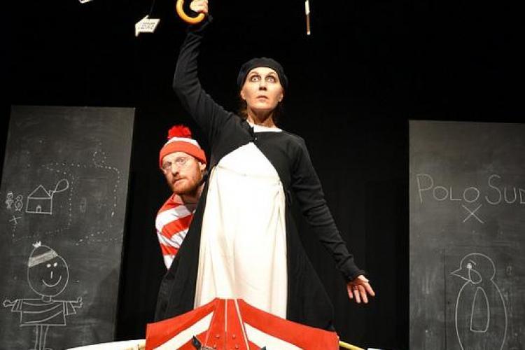 Teatrul Telaio Italia pune în scenă două producții inedite pentru copii la Casa de Cultură din Cluj-Napoca. Vezi când vor avea loc