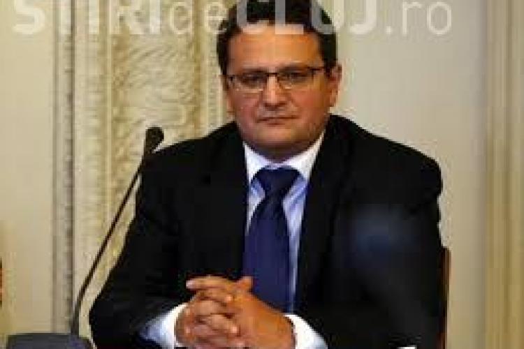 George Maior a demisionat din conducerea SRI