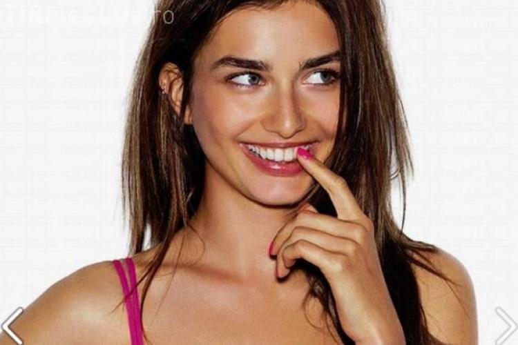 Cine e prima româncă selectată în echipa Victoria's Secret - GALERIE FOTO