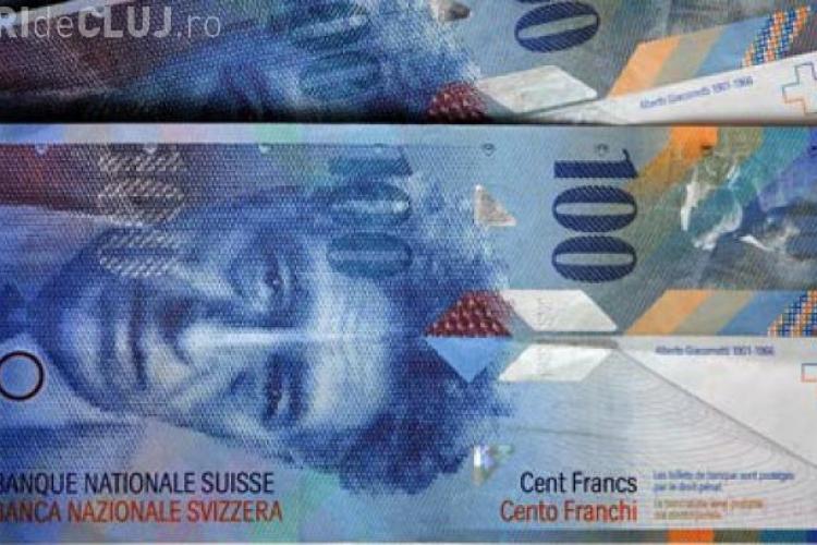 Un român a luat credit de la bancă 1,4 milioane franci