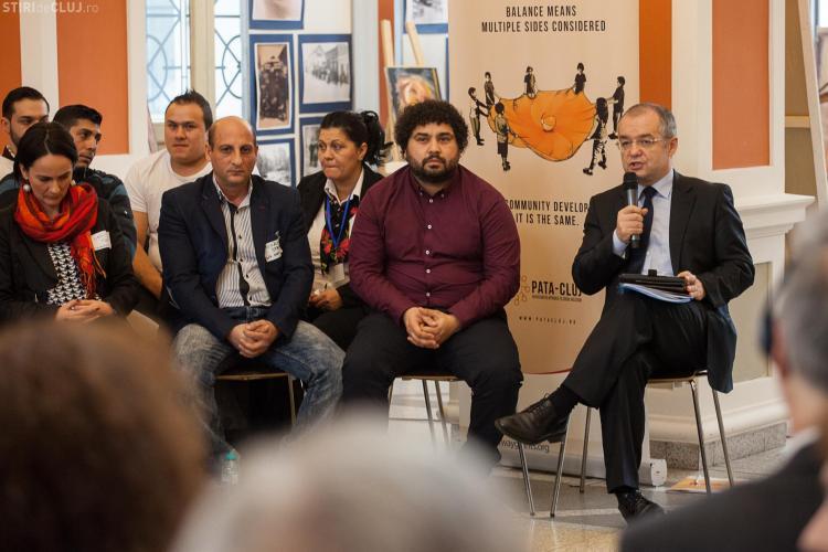 S-a lansat un proiect pentru ajutorarea comunităților de romi de la Pata Rât