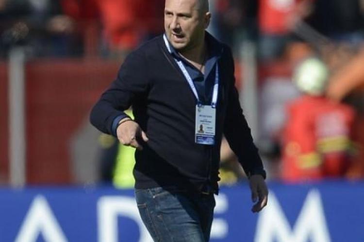"""Miriuță a """"furat"""" un jucător de la """"U"""" Cluj. Ce spune despre noul său antrenor"""
