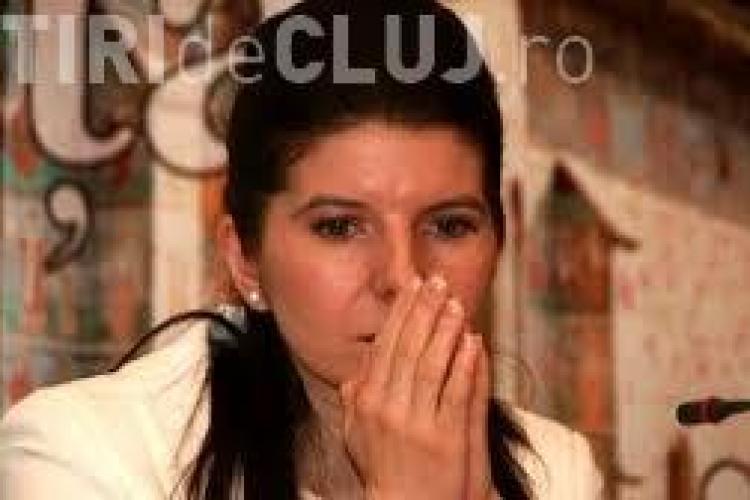 Monica Ridzi primește colete în arestul de la Gherla