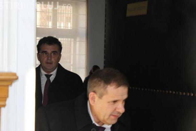 DNA a audiat un judecător din Cluj în dosarul unui baron PSD