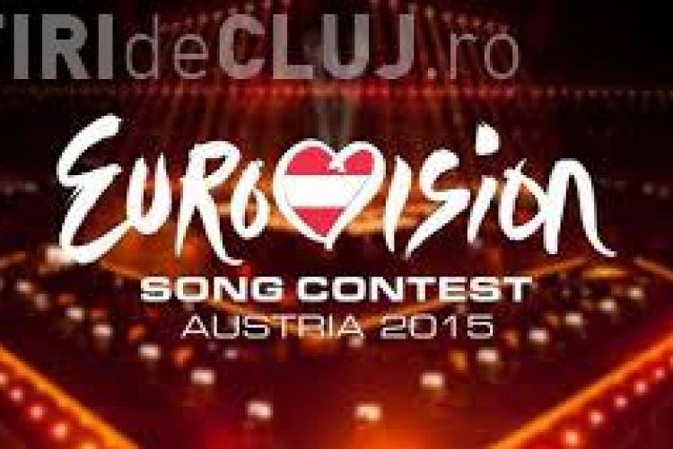 EUROVISION 2015 România participă în prima semifinală