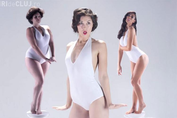 """Evoluția """"corpului perfect"""" la femei în ultimii 3.000 de ani VIDEO"""