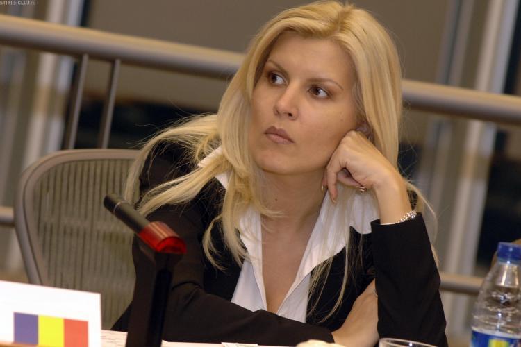 Elena Udrea este CERCETATĂ PENAL în dosarul Microsoft