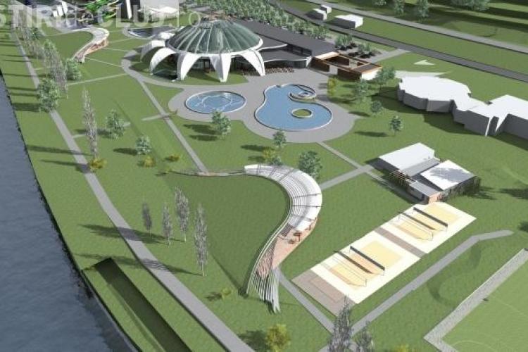 Oradea va avea un aquapark modern. La Cluj sunt numai promisiuni