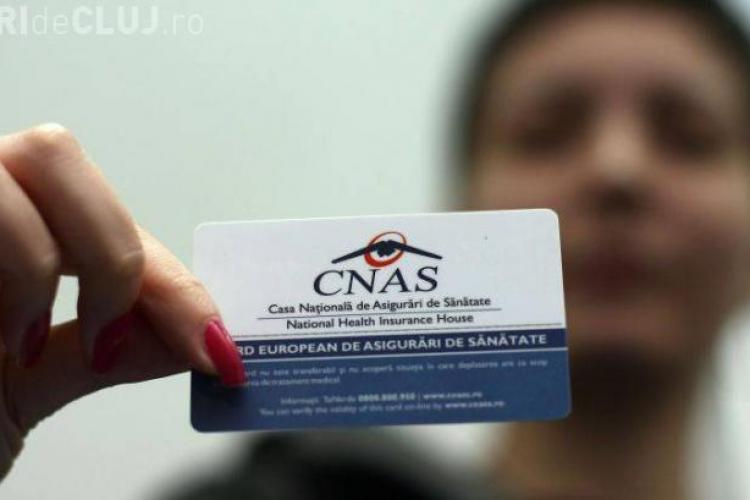 VESTE importantă privind cardurile de sănătate