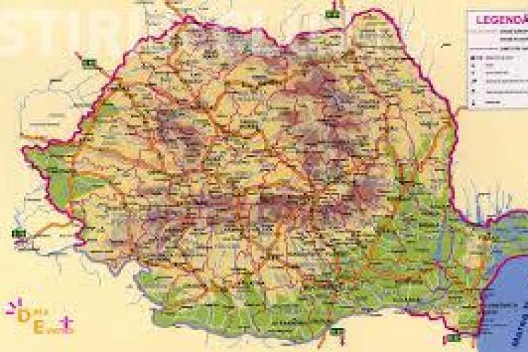 """Specialiștii clujeni au """"mutat"""" centrul României. Ce descoperire au făcut"""